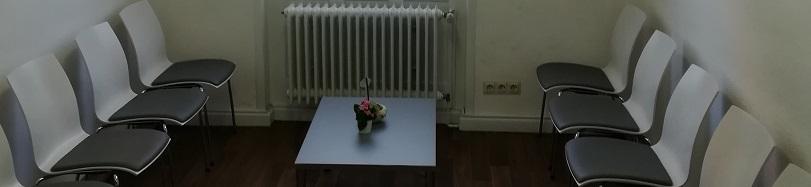 Wartezimmer Ladenburg